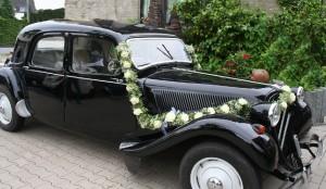 Hochzeitsauto HD